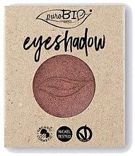Parfémy, Parfumerie, kosmetika Minerální oční stíny výměnný blok - PuroBio Cosmetics Ecological Eyeshadow Matte Refill