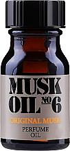 Parfémy, Parfumerie, kosmetika Parfémovaný olej na tělo - Gosh Musk Oil No.6 Perfume Oil