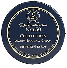 Parfémy, Parfumerie, kosmetika Krém na holení - Taylor of Old Bond Street No.50 Collection Shaving Cream