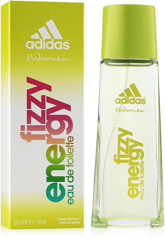 Adidas Fizzy Energy - Toaletní voda