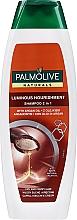 Parfémy, Parfumerie, kosmetika Šampon na vlasy - Palmolive Naturals Luminous Nourishment Shampoo 2 in 1
