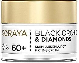 Parfémy, Parfumerie, kosmetika Posilující krém na ruce - Soraya Black Orchid & Diamonds 60+ Firming Cream