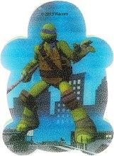 Parfémy, Parfumerie, kosmetika Dětská koupelová houba Želvy ninja Leonardo 3 - Suavipiel Turtles Bath Sponge