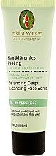 Parfémy, Parfumerie, kosmetika Peeling na obličej - Primavera Balancing Deep Cleansing Face Scrub