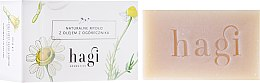 Parfémy, Parfumerie, kosmetika Přírodní mýdlo s extraktem z brutnáku - Hagi Soap
