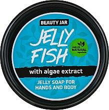 "Parfémy, Parfumerie, kosmetika Mýdlo ""Jelly Fish"" - Beauty Jar Jelly Soap For Hands And Body"