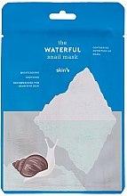 Parfémy, Parfumerie, kosmetika Hydratační a uklidňující maska na obličej - Skin79 The Waterful Snail Mask