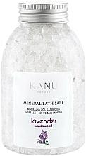 Parfémy, Parfumerie, kosmetika Minerální sůl do koupele Levandule - Kanu Nature Lavender Mineral Bath Salt