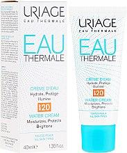 Parfémy, Parfumerie, kosmetika Lehký hydratační krém - Uriage Eau Thermale Light Water Cream SPF 20