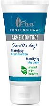 Parfémy, Parfumerie, kosmetika Pleťový krém - Ava Laboratorium Acne Control Professional Save The Day Mattifying Day Crem