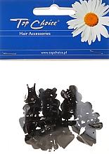 Parfémy, Parfumerie, kosmetika Spona na vlasy 25228, černá - Top Choice