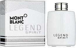Parfémy, Parfumerie, kosmetika Montblanc Legend Spirit - Toaletní voda (miatura)