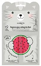 Parfémy, Parfumerie, kosmetika Revitalizační ošetření rukou Meloun - Marion Funny Animals Regenerating Hand Treatment