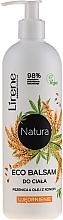 "Parfémy, Parfumerie, kosmetika Balzám na tělo ""Pšenice a olej konopí - Lirene Natura Eco Balm"