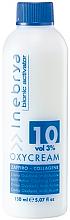 Parfémy, Parfumerie, kosmetika Oxidační krém Safír-kolagen 10, 3% - Inebrya Bionic Activator Oxycream 10 Vol 3%