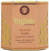 """Parfémy, Parfumerie, kosmetika Aromatická svíčka """"Pačuli a vanilka"""" - Song of India Scented Candle"""