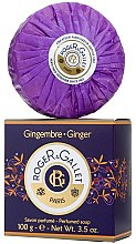 Parfémy, Parfumerie, kosmetika Roger & Gallet Gingembre - Parfémové mýdlo