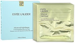 Parfémy, Parfumerie, kosmetika Koncentrovaná obnovující oční maska, 4 ks. - Estee Lauder Advanced Night Repair Eye Mask