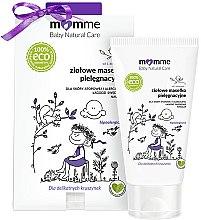 Parfémy, Parfumerie, kosmetika Tělový olej - Momme Baby Natural Care