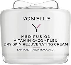 Parfémy, Parfumerie, kosmetika Omlazující krém s vitamínem C - Yonelle Medifusion Vitamin C-Complex Dry Skin Rejuvenating Cream