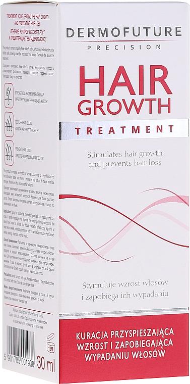 Kurz proti vypadávání vlasů - DermoFuture Hair Growth Peeling Treatment