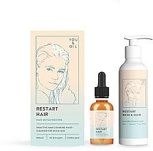 Parfémy, Parfumerie, kosmetika Sada - You & Oil (mask/30ml + cleanser/150ml)