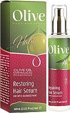 Parfémy, Parfumerie, kosmetika Sérum na vlasy Oliva - Frulatte Olive Restoring Hair Serum