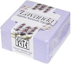 Parfémy, Parfumerie, kosmetika Mýdlo Levandule - Gori 1919 Lavender Natural Vegetable Soap