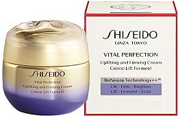 Parfémy, Parfumerie, kosmetika Krém na obličej - Shiseido Vital Perfection Uplifting and Firming Cream
