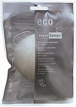 Parfémy, Parfumerie, kosmetika Sponge na make-up Konjac na obličej a tělo - Eco Cosmetics Cleansing Vegan Sponge Konjac