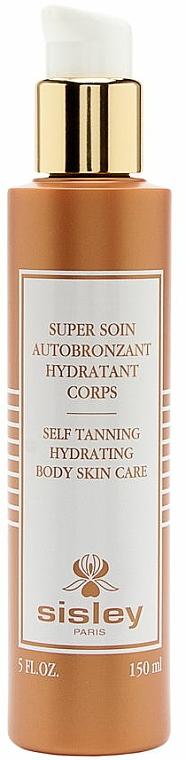 Hydratační samoopalovací tělové mléko - Sisley Self Tanning Hydrating Body Skin Care — foto N1