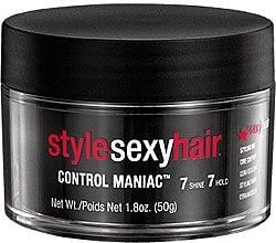Parfémy, Parfumerie, kosmetika Vosk pro styling - SexyHair StyleSexyHair Control Maniac Styling Wax