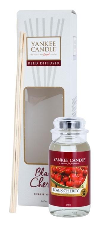 "Aromatický difuzor ""Černá třešeň"" - Yankee Candle Black Cherry — foto N5"