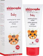Parfémy, Parfumerie, kosmetika Krém pod plenky - Skincode Essentials Baby Soothing Barrier Cream