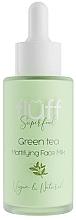 Parfémy, Parfumerie, kosmetika Hydratační matující pleťové mléko se zeleným čajem - Fluff Green Tea Mattifying Face Milk
