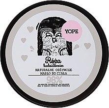 Parfémy, Parfumerie, kosmetika Olej na tělo Růže a kadidlo - Yope Body Butter