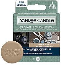 Parfémy, Parfumerie, kosmetika Vůně do auta (vyměnitelná jednotka) - Yankee Candle Car Powered Fragrance Refill Seaside Woods