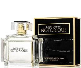 Parfémy, Parfumerie, kosmetika Ralph Lauren Notorious - Parfémovaná voda