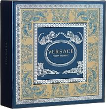 Parfémy, Parfumerie, kosmetika Versace Pour Homme Christmas Giftset 2020 - Sada (edt/30ml + sh/gel/50ml)