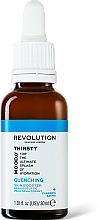 Parfémy, Parfumerie, kosmetika Pleťové sérum - Revolution Skincare Mood Thirsty Quenching Skin Booster