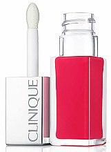 Parfémy, Parfumerie, kosmetika Tekutá rtěnka - Clinique Pop Lacquer Lip Colour Primer