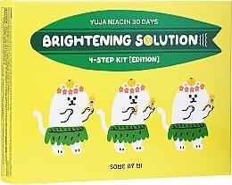 Parfémy, Parfumerie, kosmetika Sada - Some By Mi Yuja Niacin 30 Days Brightening Solution