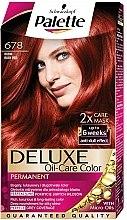 Parfémy, Parfumerie, kosmetika Barva na vlasy - Schwarzkopf Palette Deluxe