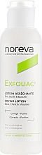 Parfémy, Parfumerie, kosmetika Lotion pro problémovou pokožku - Noreva Laboratoires Exfoliac Drying Lotion