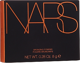 Parfémy, Parfumerie, kosmetika Bronzer na obličej - Nars Bronzing Powder