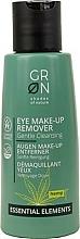 Parfémy, Parfumerie, kosmetika Prostředek na odličování - GRN Essential Elements Hemp Eye Make-Up Remover
