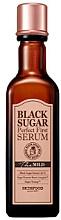 Parfémy, Parfumerie, kosmetika Obličejové sérum - SkinFood Black Sugar Perfect First Serum The Mild