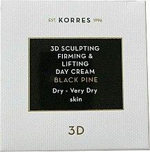 Parfémy, Parfumerie, kosmetika Denní krém na obličej - Korres 3D Scuplting, Firming & Lifting Day Cream Dry And Very Dry Skin