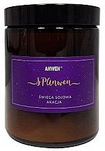Parfémy, Parfumerie, kosmetika Vonná sójová svíčka Akácie - Anwen Acacia
