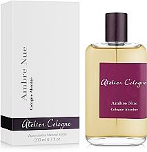 Parfémy, Parfumerie, kosmetika Atelier Cologne Ambre Nue - Kolínská voda